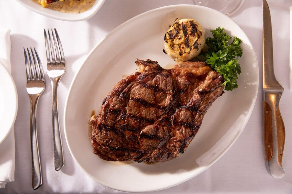best steakhouse minnesota