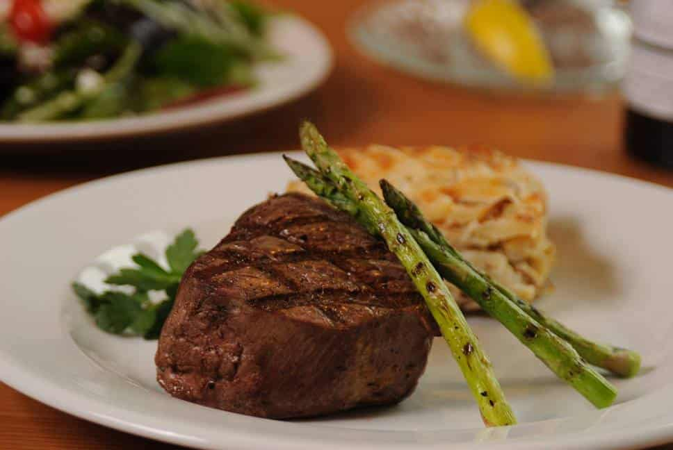 best steakhouse indiana