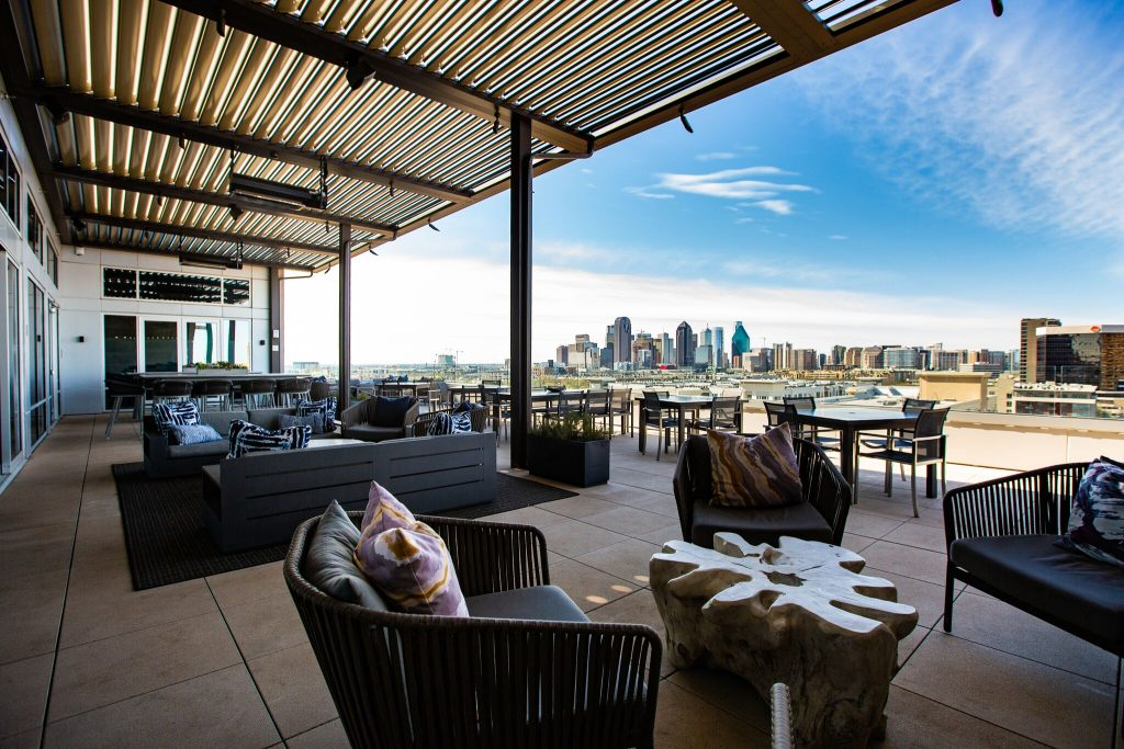 best rooftop bars dallas