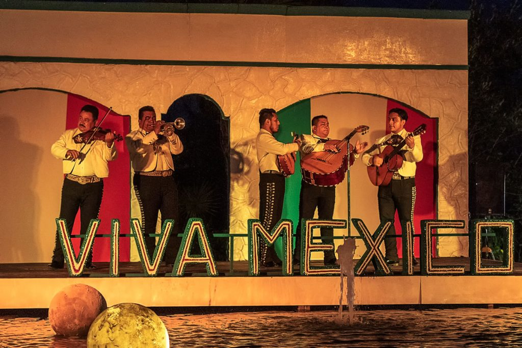 what mexico famous for