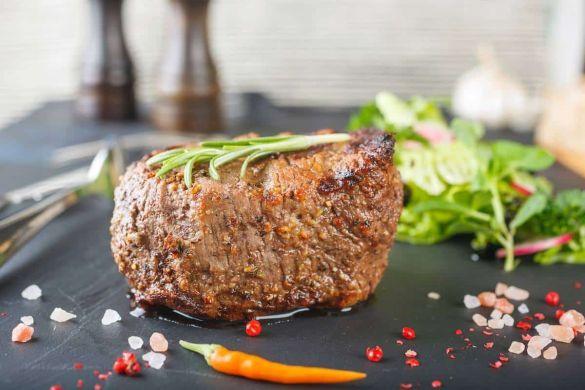 Best steakhouse new jersey filet steak from liberty prime steakhouse