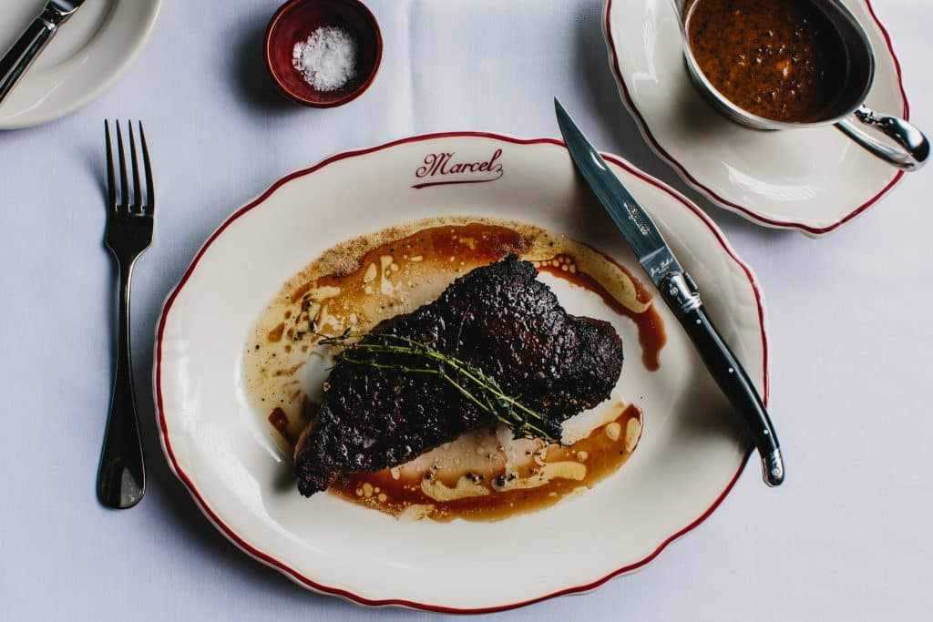 Best Steakhouses in Georgia Marcel