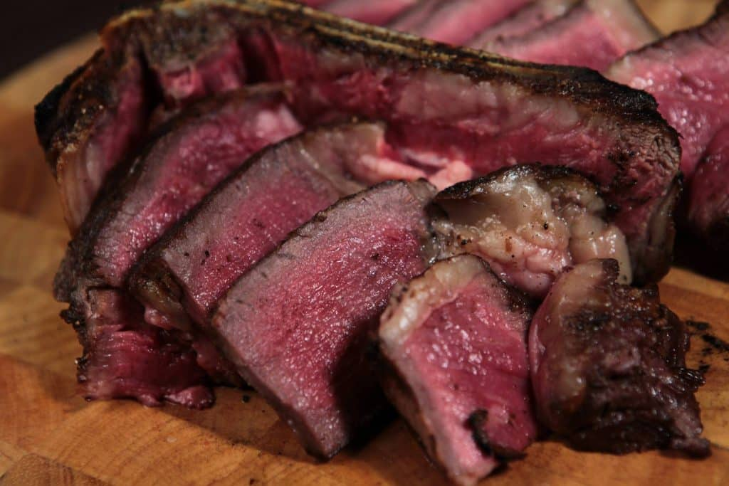 Rare, The Steakhouse, rare cooked steak best steakhouses New Jersey