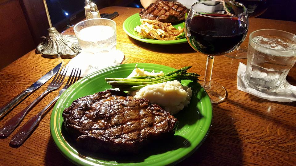 best steakhouses maine