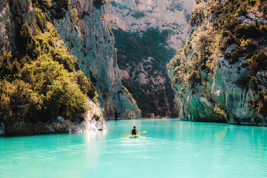 lac saint croix france lake