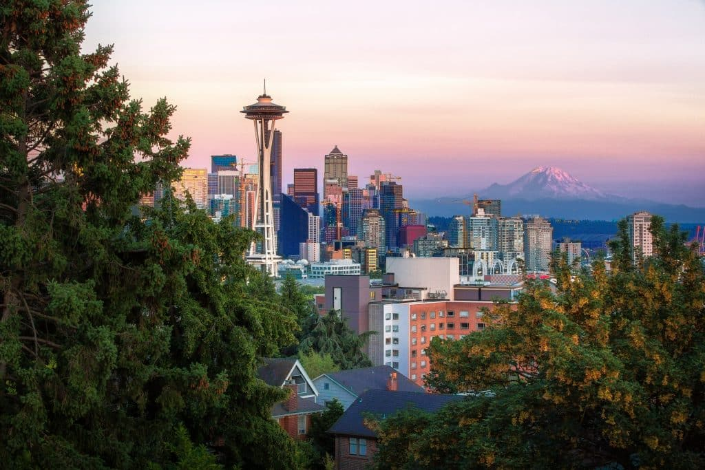 most romantic cities in the usa seattle