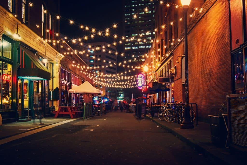 most romantic cities in the usa Portland