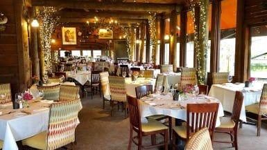 Romantic Restaurants Houston Texas