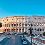 Rome is known for the Colosseum