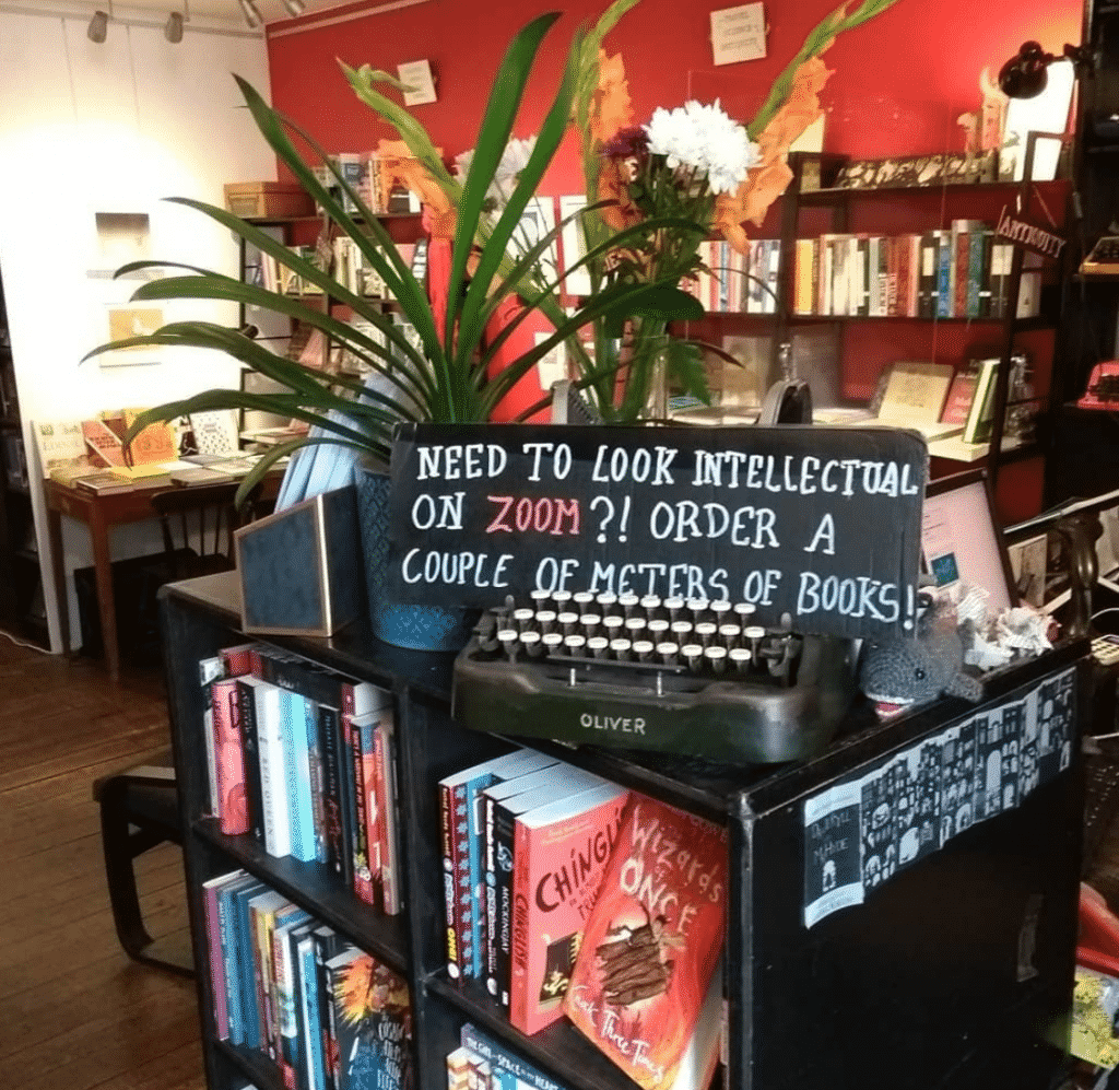 best bookshops Edinburgh