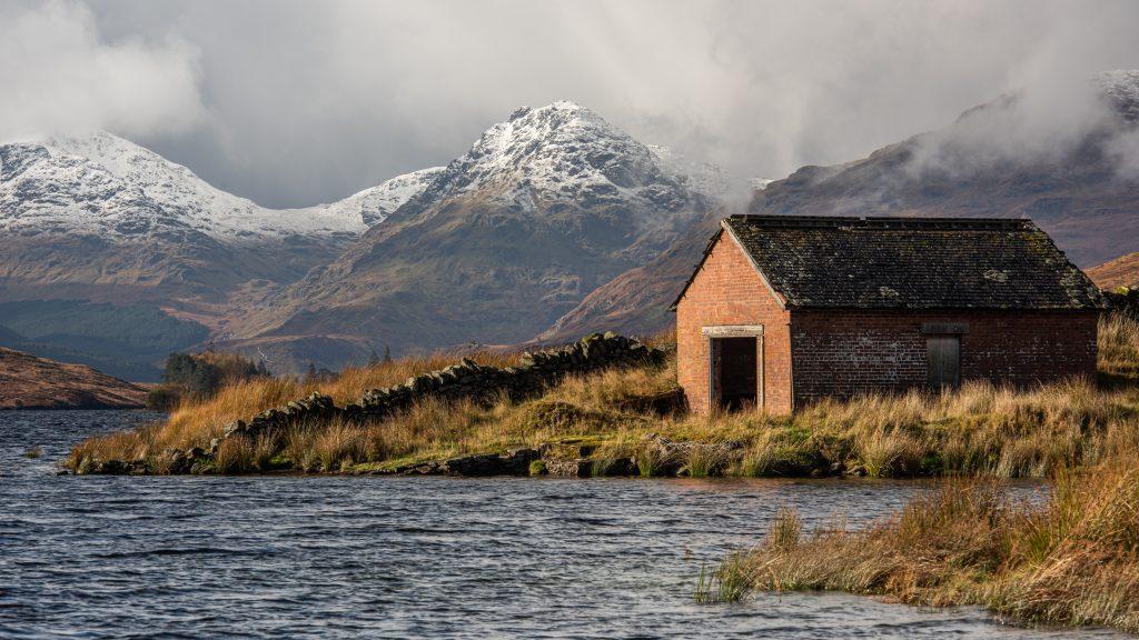 msot beautiful lakes scotland