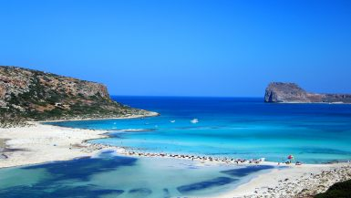 Best Beaches in Greece Balos Crete
