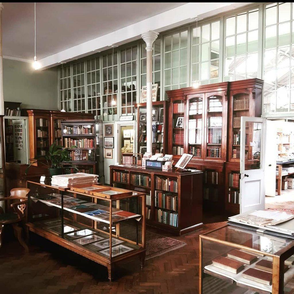 Best Bookshops in Bath George Bayntun