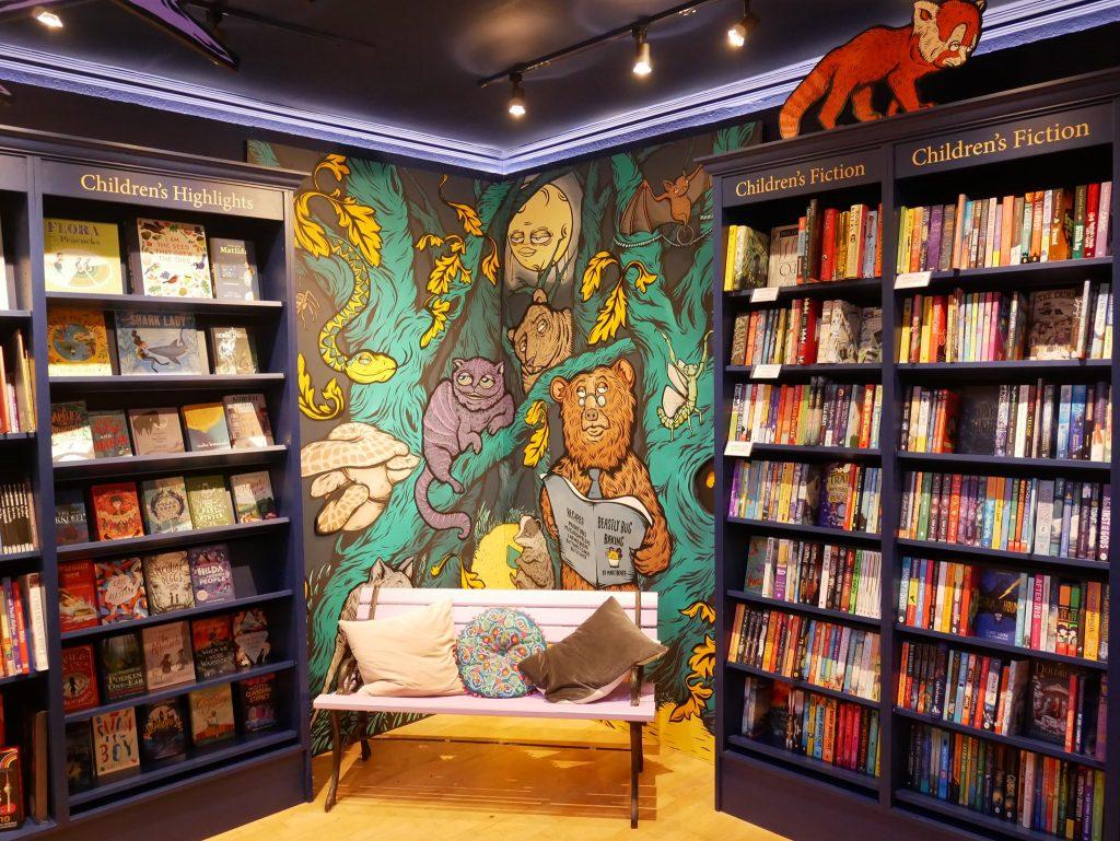 Best Bookshops in Bath Mr Bs