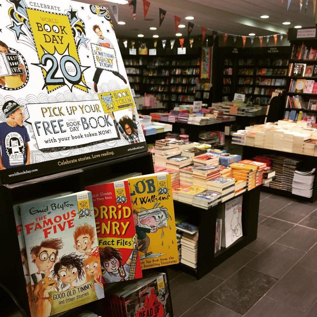 Best Bookshops in Dublin Chapters
