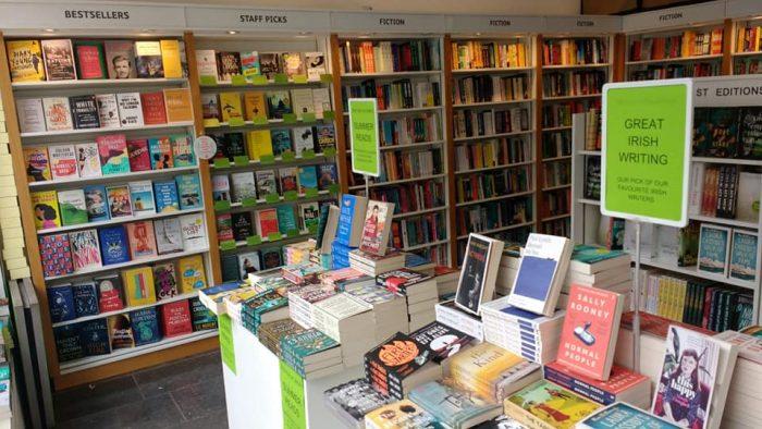 Best Bookshops in Dublin Gutter Books