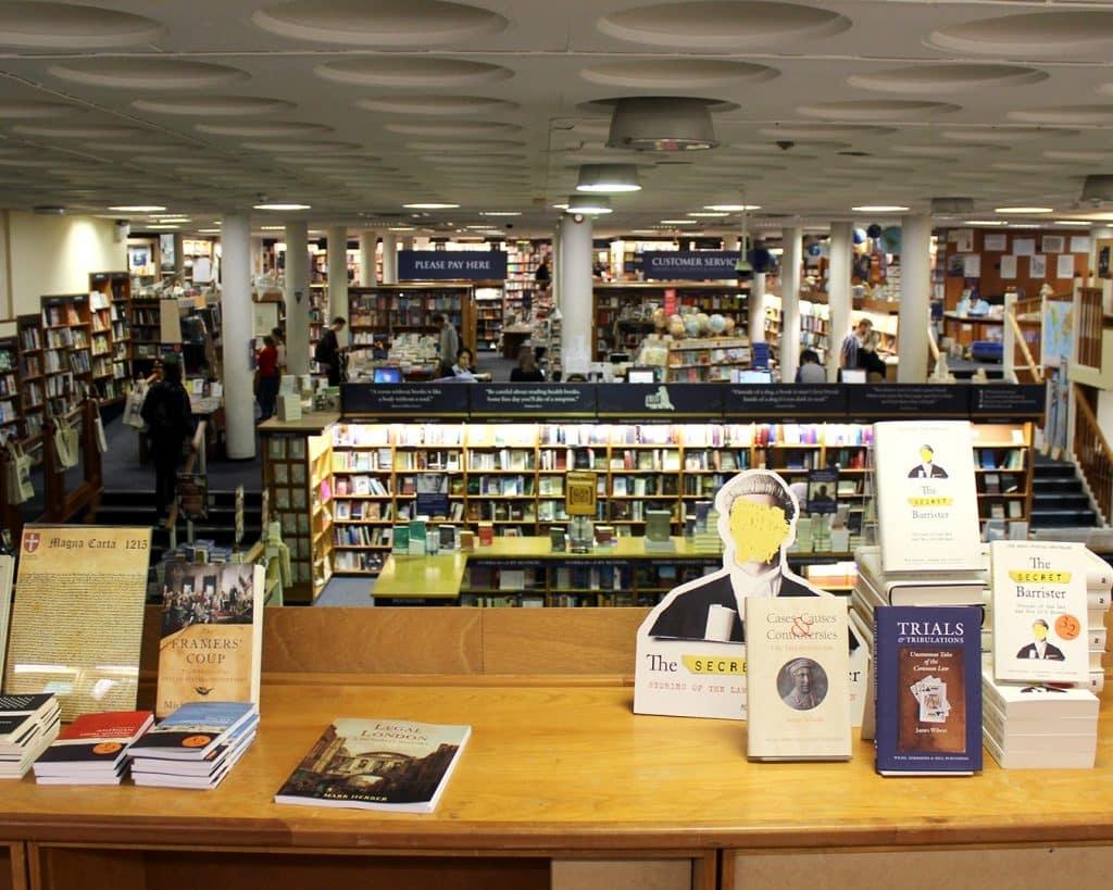 Best bookshops in Oxford Blackwell's books