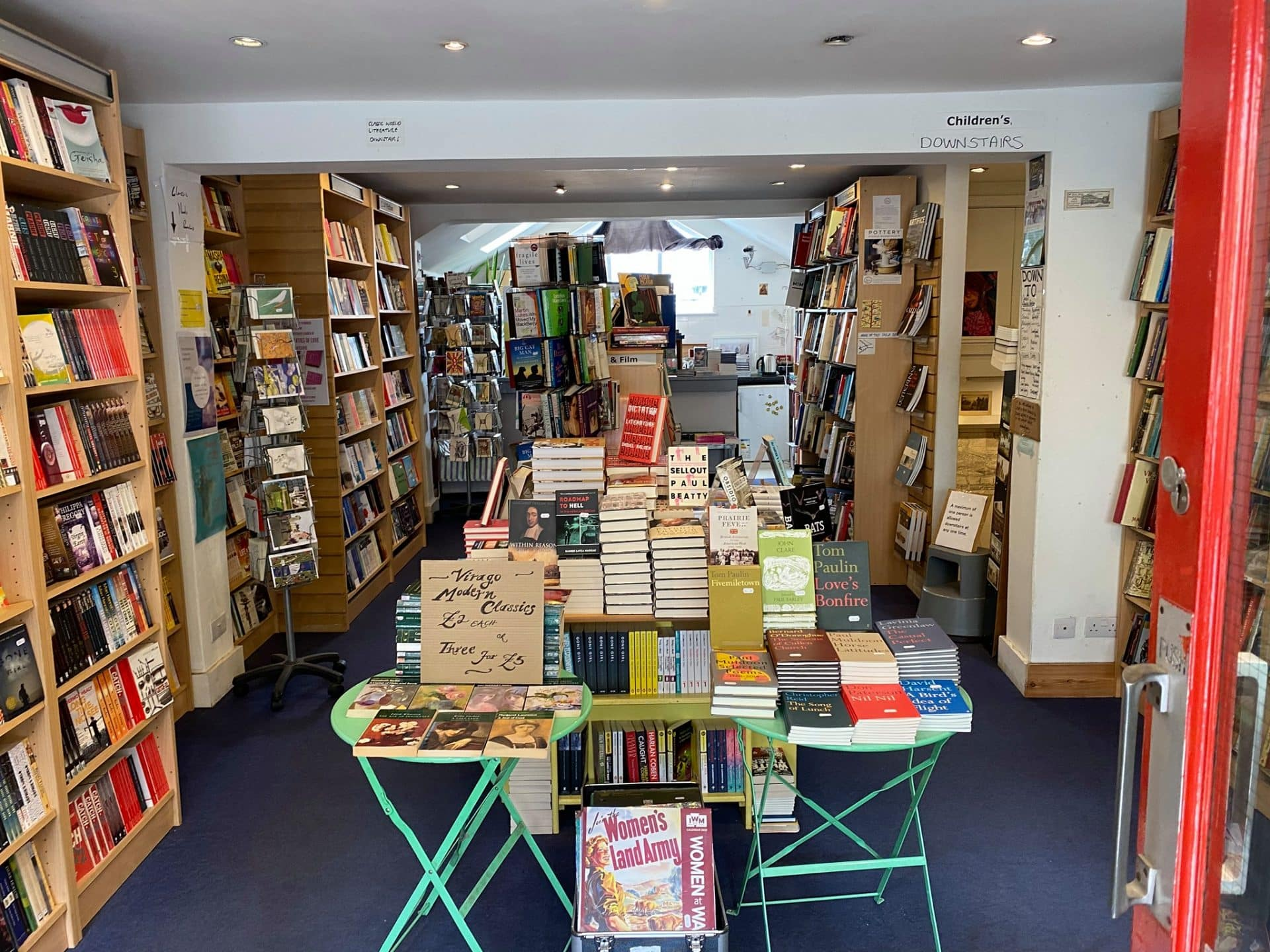 Best bookshops in Oxford The Last Bookshop