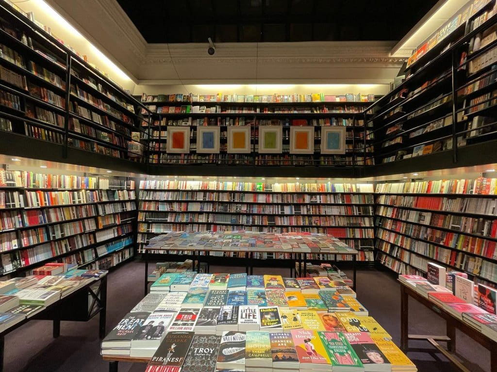 Best Bookshops in Paris Galignani