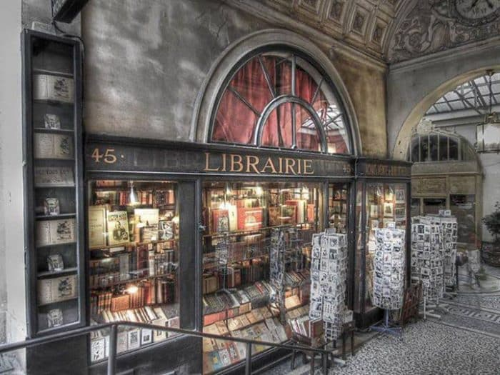 Best Bookshops in Paris Librairie Jousseaume