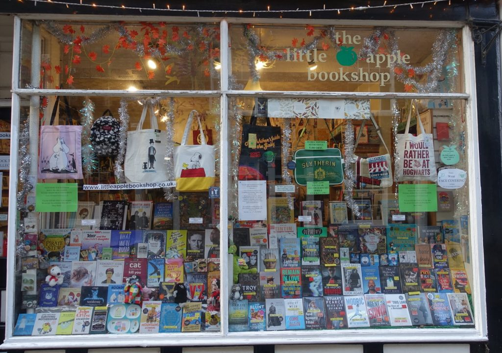 Best bookshops in York Little Apple