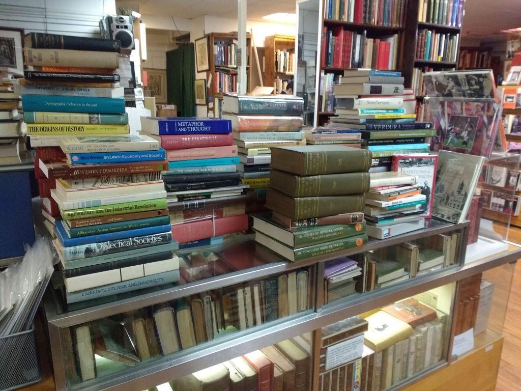 Best Bookstores in Boston Commonwealth books