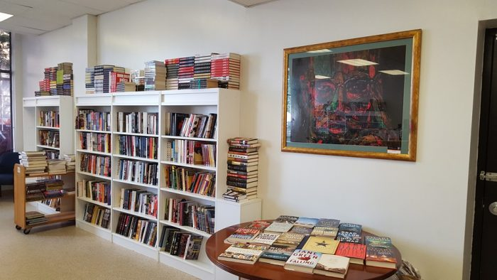 Best Bookstores in Boston frugal bookstore