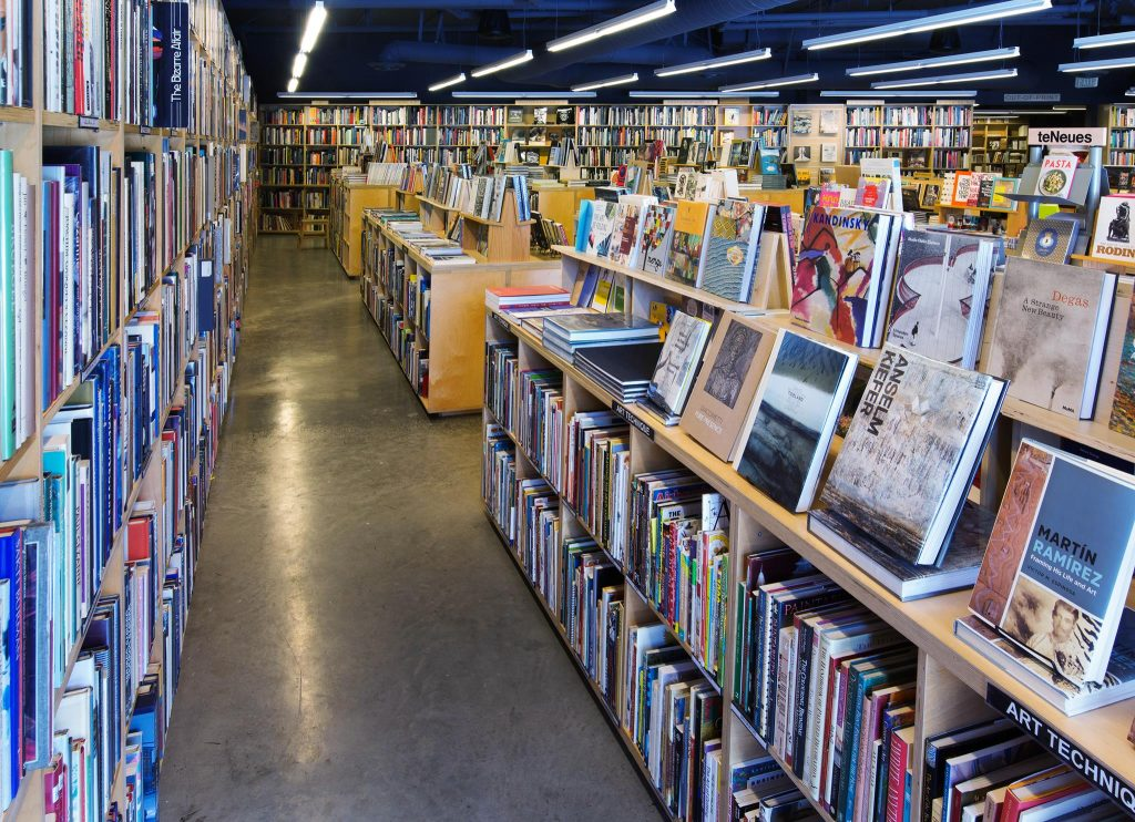 Best bookstores in Los Angeles Hennessy and Ingalls