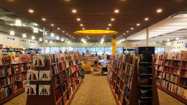 best bookstores in austin Kinokuniya