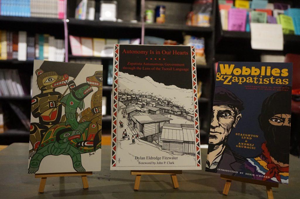 best bookstores in austin monkeywrench