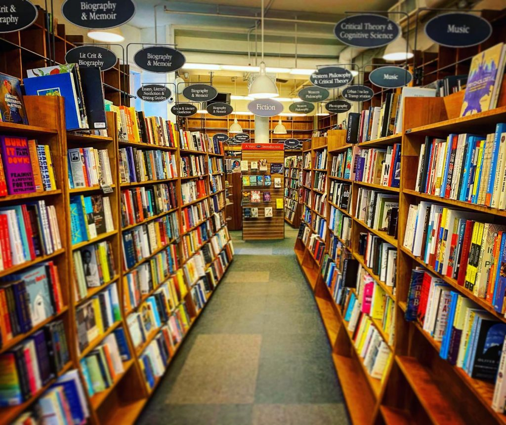 Best Bookstores in Boston Harvard Book Store