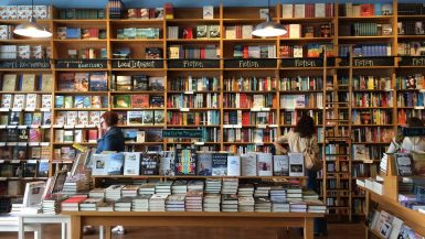 Best bookstores in Nashville Parnassus Books