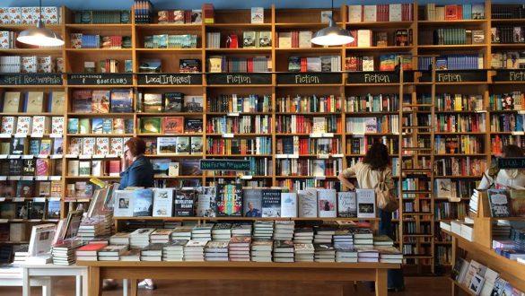 Best bookstores in Nashville Parnassus Books