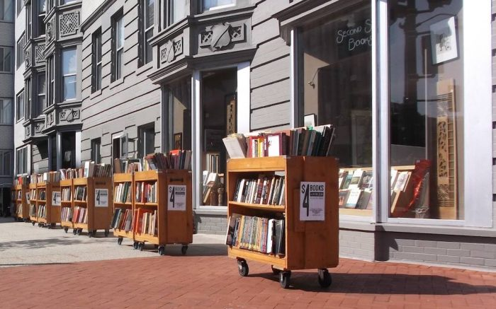Second Story Books and Antiques
