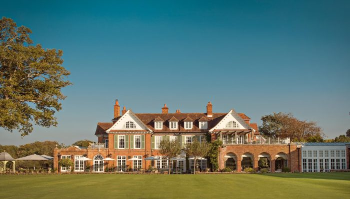 Best Country House Hotels in England Chewton Glen