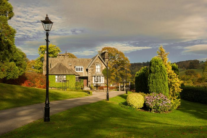 Best Country House Hotels in England Broadoaks