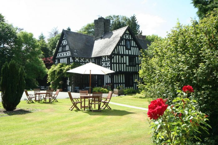 Best Country House Hotels in Wales Maesmawr