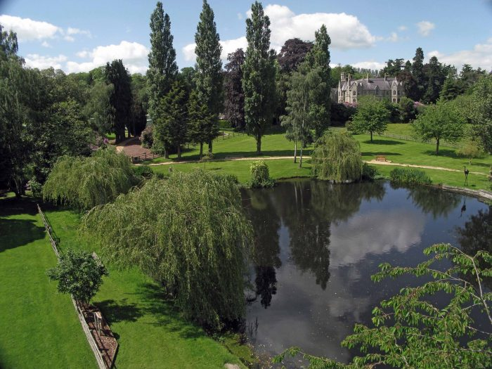 Best Country House Hotels in Wales Mellington
