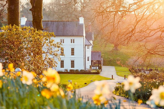 Best Country House Hotels in Wales The Grove