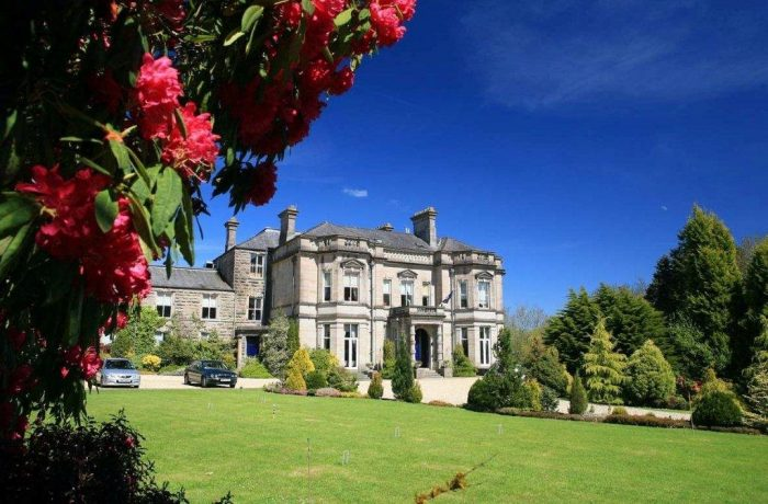 Best Country House Hotels in Wales Tre Ysgawen