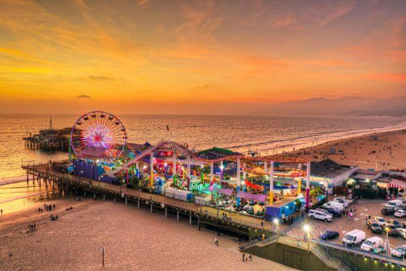 Best things to do in Los Angeles with kids Pacific Park