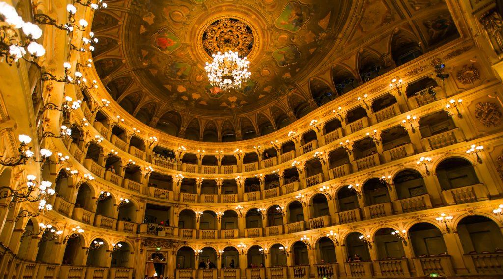best opera houses italy