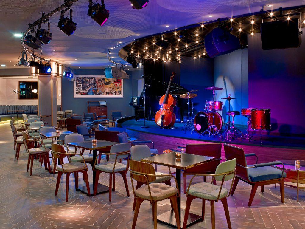 best jazz clubs paris