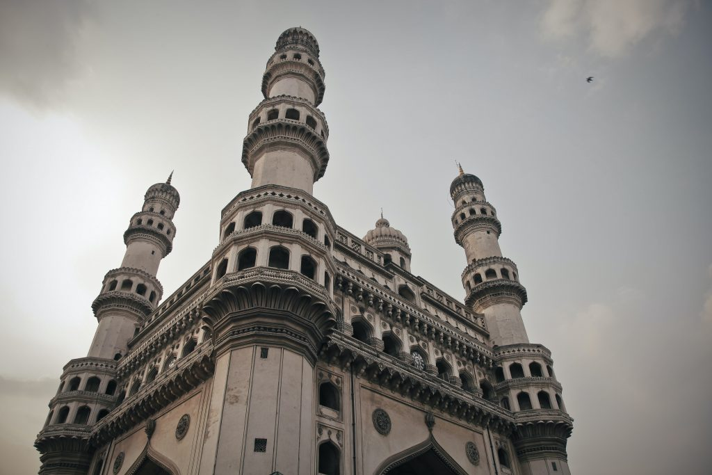 Most Famous Monuments in India Charminar