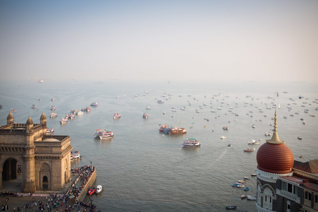Most Famous Monuments in India Gateway of India