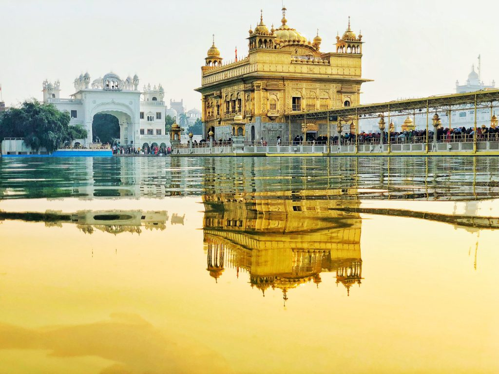 Most Famous Monuments in India Golden Temple