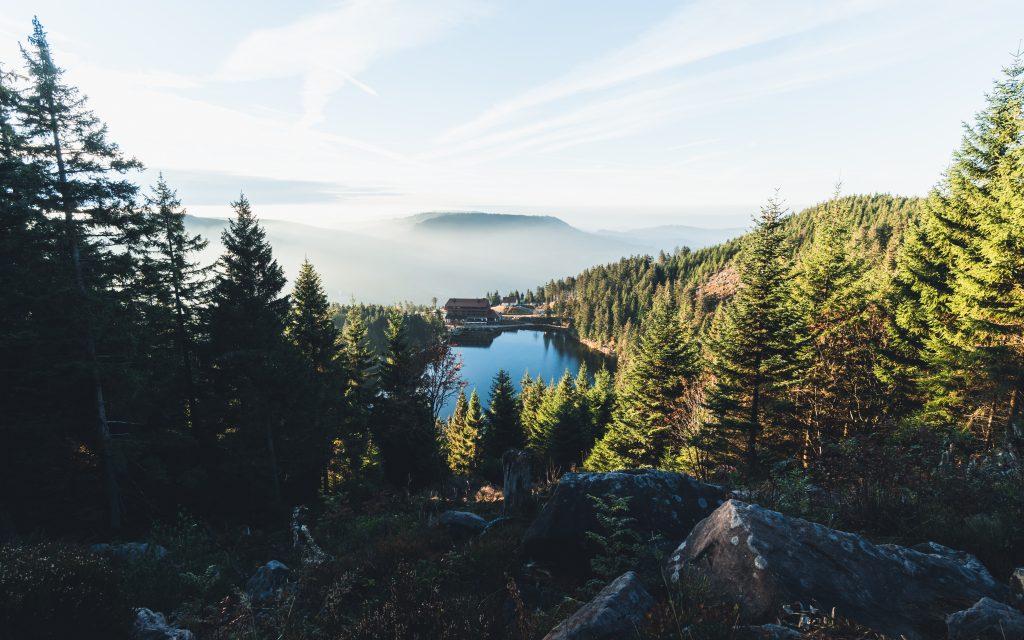 most beautiful lakes germany