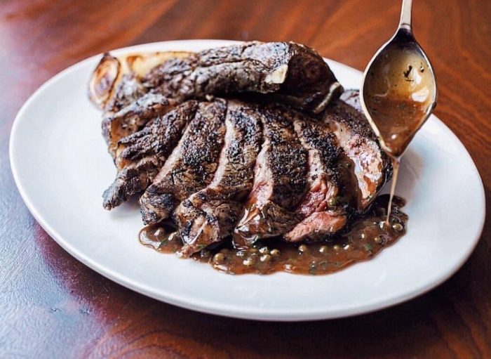 best steakhouse south carolina