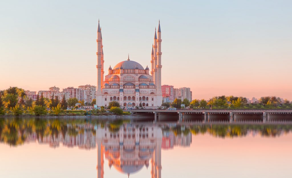 most beautiful mosques turkey