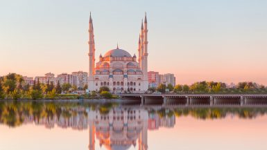 most beautiful mosques turkey